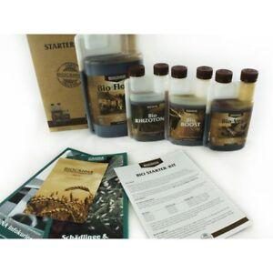 Bio Canna Starter Kit Bio Dünger Stimulant