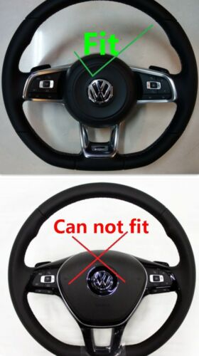 Steering Wheel DSG Paddles Extension Shift Gear For VW  GTi 7 MK7 2015 2016 2017