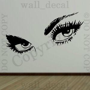 Eyes Decal EBay - Wall decals eyes