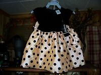 George Toddler Girls Pageant Dress Size 12 Months Easter Dress Kids Clothing