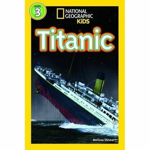 Titanic by National Geographic (Paperback, 2014)