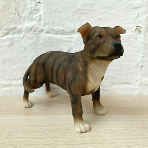 Brindle-Staffie-Staffordshire-Bull-Terrier-Puppy-Dog-Ornament-Statue-Figure-Gift