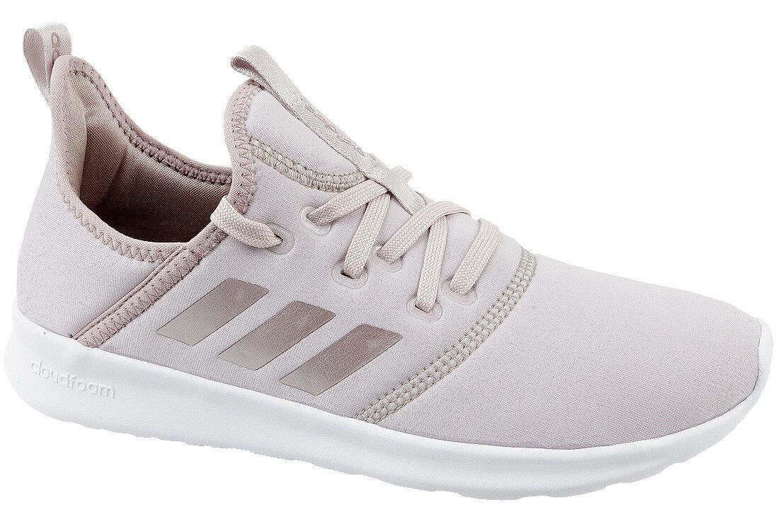 Nuevo adidas cloudfoam Pure db1769 señora calzado deportivo zapatillas aerobic ice púrpura