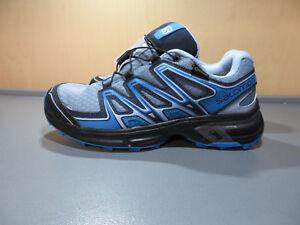 297a667ac01d Salomon Womens Wings Flyte 2 Gtx W Trail Runner 7 Size 5 New Blue ...