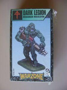 Target-Games-28mm-10521-Warzone-Dark-Legion-Mercurian-Maculator-new-amp-selaed