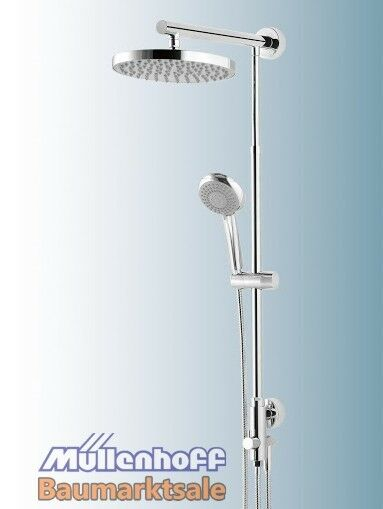 Schulte Duschmaster Rain mit Tellerbrause D9630 02 Regendusche
