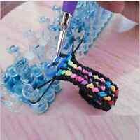 Kids Replacement Metal Tip Hook Tool For Diy Rainbow Loom Bands Kits