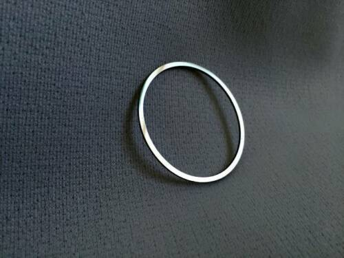 D BMW E36 Chrom Ring für Lichtschalter Edelstahl poliert