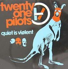 TWENTY ONE PILOTS : QUIET IS VIOLENT E.P.   (CD) Sealed