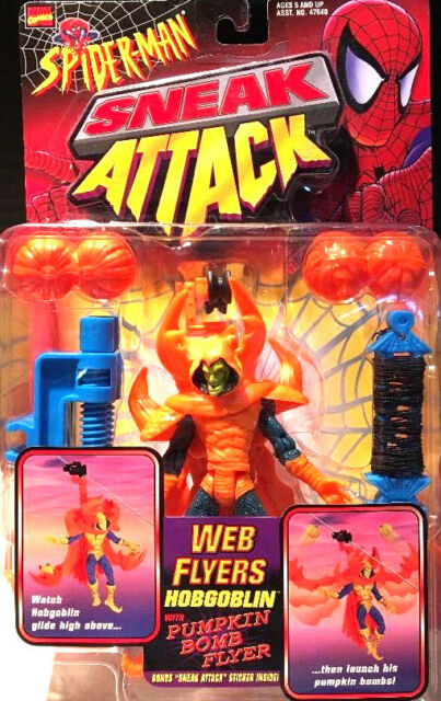 Spider-Man´s Hobgoblin figure