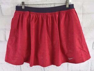 Nike Women/'s Athlete Dri-Fit Tennis Skorts Skirts~SZ 8 ~ NWT~