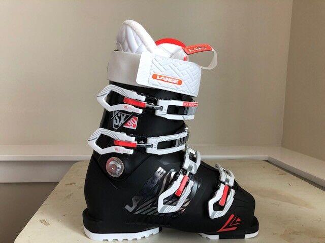 Lange SX 90 w botas de esquí de alto rendimiento femenino 22,5