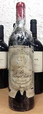 Grand Bordeaux 1986 Le Berger Baron, le Bordeaux de Rothschild grand vin 30 ans