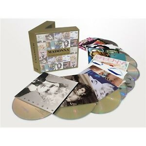 Madonna-Complete-Studio-Albums-1983-2008-New-CD-Ltd-Ed-Boxed-Set
