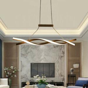 Modern-LED-Chandelier-Dining-Room-Ceiling-Light-Acrylic-Pendant-Lamp-Fixtures