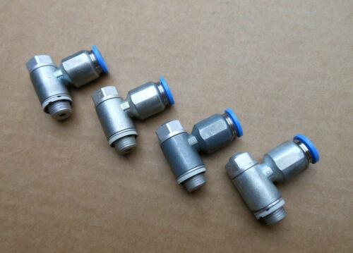 4 Stück FESTO Zuluft-Drossel-Rückschlagventil GRLZ-1//8-QS-8-D 193159 Art