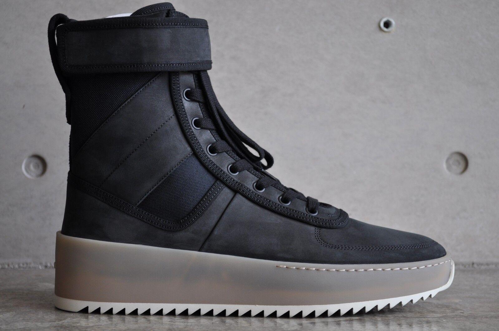 Fear Of God Military Sneaker Nubuck