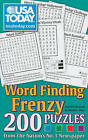 USA Today Word Finding Frenzy: 200 Puzzles by USA Today (Paperback / softback, 2010)