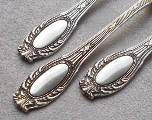 Dresden *RAR* Eleganter Salatlöffel Empire Dekor in 800er Silber von Mau