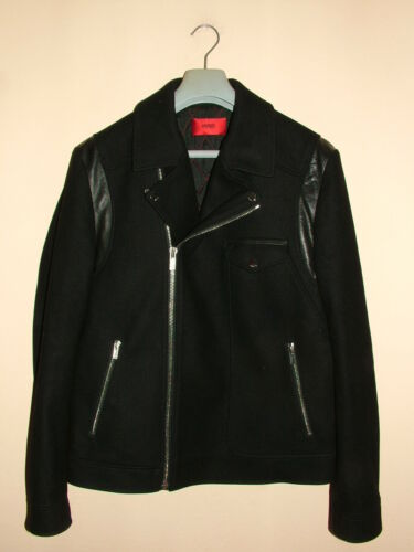 HUGO BOSS woolen ramones jacket size L