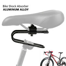 Bike Shocks Bicycle Saddle Suspension Seat Shock Absorber MTB Alloy Spring Steel