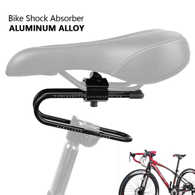 Acier ressort alliage vélo amortisseur dispositif suspension selle réglable G