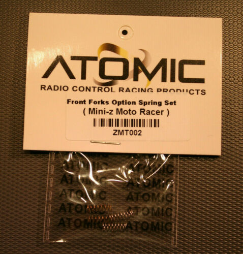 Atomic Tuning Telegabel-Feder für Kyosho Mini-Z Moto Racer