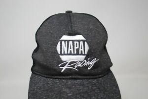 Napa Racing Gray and Black #9 Hendrick Motorsports strap-back hat
