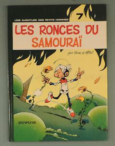 Analytique Petits Hommes 7 Les Ronces Du Samourai Seron Dupuis Eo