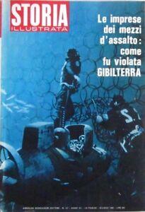 STORIA ILLUSTRATA N.127-6/1968 - SCANDERBERG/I MEDICI/ AFGHANISTAN/F. BARACCA - Italia - STORIA ILLUSTRATA N.127-6/1968 - SCANDERBERG/I MEDICI/ AFGHANISTAN/F. BARACCA - Italia