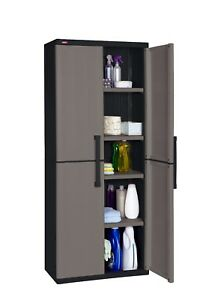 Keter-Utility-Cabinet-0-68m-x-0-38m-Space-Winner-Resin-Plastic-Free-Delivery