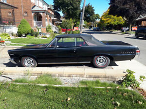 1965 Pontiac Tempest Custom Convertible - Safetied