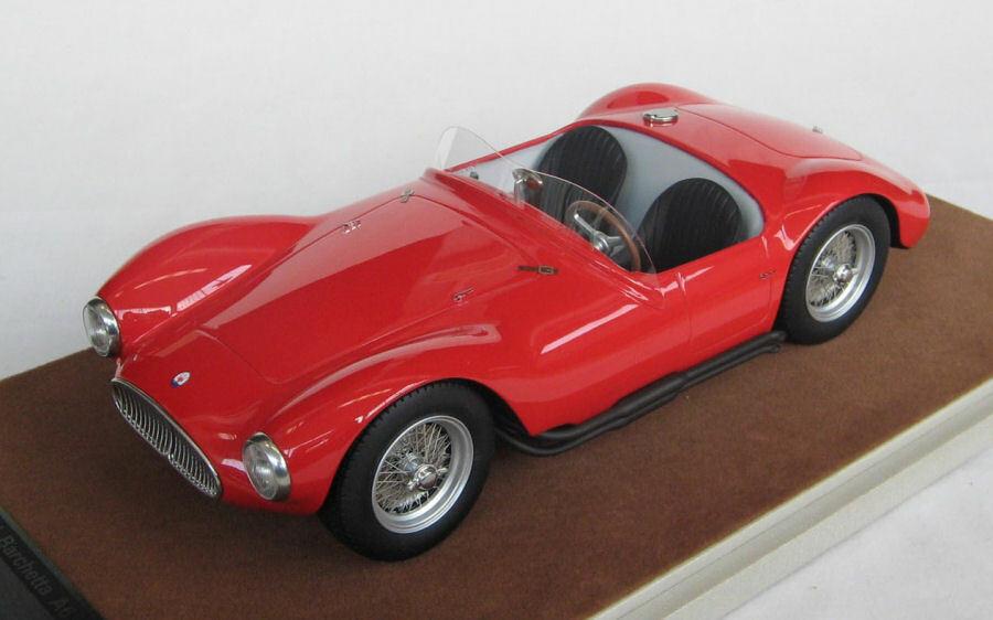 Maserati a6 gcs street version rosso 1 18 auto stradali scala tecnomodellolo