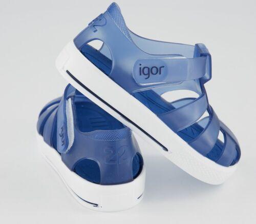 Kids Igor Star Sandales Marino Blue Kids