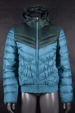 NWT $210 Nike Womens Cascade Down Jacket 541410 356 sz M