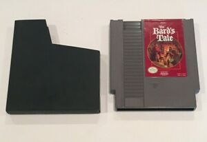 The-Bard-039-s-Tale-NES-Nintendo-Entertainment-System-1991-Authentic-amp-Tested-FS