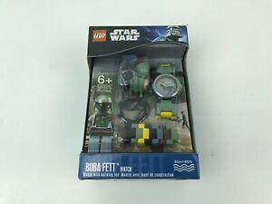 LEGO-Star-Wars-Boba-Fett-Building-Figure-Toy-Watch-9003370-NEW