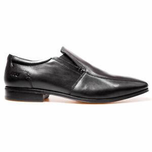 POD Tyrus Shoes Leather Slip on Boys