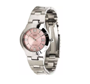 Casio-LTP1241D-4A-Women-039-s-Metal-Fashion-Watch-with-Date