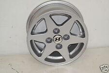 1x Hyundai Atos 5,5Jx13H2 ET38 Alufelge Alu Felge Original Neu 4x100 54,1