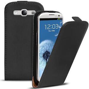 Slim-Flip-Cover-Case-Samsung-Galaxy-S3-Neo-Schutzhuelle-Handy-Schutz-Huelle-Tasche