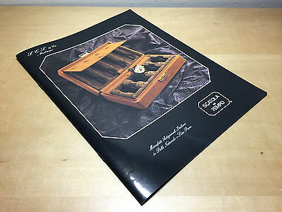 Katalog Catalogue Scatola Del Tempo Für Collectors English Used