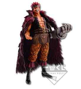 ONE-PIECE-Ichiban-Kuji-Worst-Generation-Eustass-KID-Figure-BANPRESTO-Japan-21cm