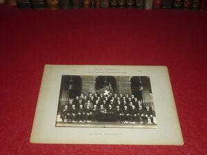 Coll-Jean-DOMARD-SPORTS-GYMNASTIQUE-SUISSE-SUPERBE-PHOTO-SSGP-PARIS-1913-Rare