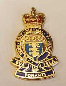 Enamel-Lapel-Badge-ROYAL-ARMY-ORDNANCE-CORPS-RAOC