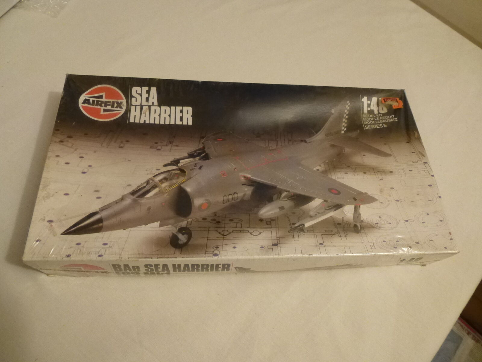 Airfix 1 48 Sea Harrier