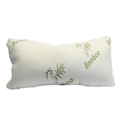 Bamboo Magic Memory Foam Pillow, Maximum Support for Back & Neck Standard Size!