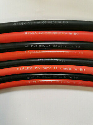 Copper Welding Cable ** 50mm² ** Battery Cable Earth Cable PVC
