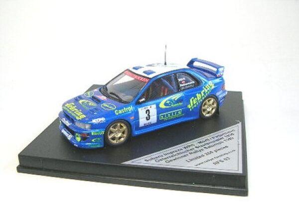Subaru Impreza WRC No.3 No.3 No.3 Rally Sarturnus 1999 b8dad1