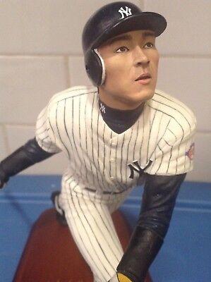 "Danbury Mint Baseball & Softball New York Yankees Hideki Matsui Come's Im Original Schachtel "" SchüTtelfrost Und Schmerzen Fanartikel"